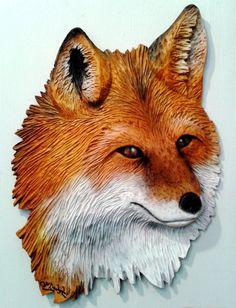 Fox Fire with Trerasury Power by amy berryman on Etsy