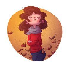 Golden autumn, my favorite season ♥ #autumn #autumnleaves #fall #golden…