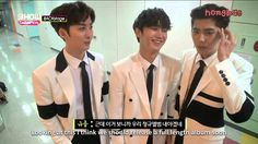 [ENG SUB] SS301 on Show Champ Backstage
