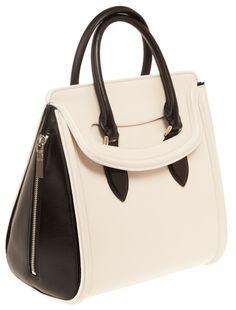 Le sac Heroine d'Alexander McQueen