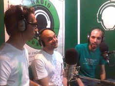 Olga & The GangBand @ Radio SoundCity  Breaking Down The Wall