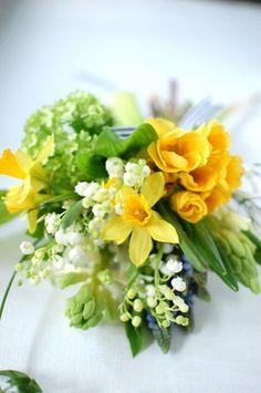 DIY: Three Spring Bouquet Ideas - Project Wedding