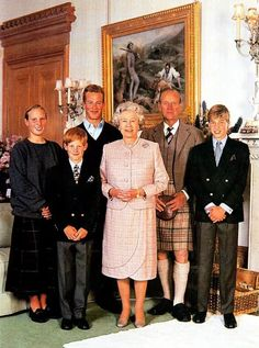 English Royal Family, British Royal Families, Royal Uk, Royal Life, Lady Diana, William Harry, William Arthur, Zara Phillips, Peter Phillips