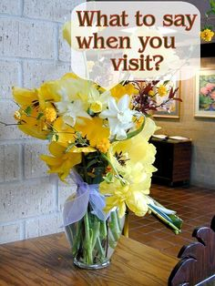 Making the most of your visit to a loved one with Alzheimer's