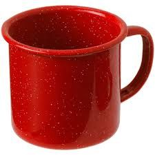 GSI Outdoors 4208 Red Stainless Steel Rim Enamelware Cup * Find out more details by clicking the image : Camping Supplies Camping Checklist, Camping Essentials, Camping Hacks, Camping Gear, Camping Life, Campsite, Camping Cups, Camping Dishes, Camping Cabins
