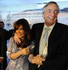Parte de Cristina de hoy viernes 1/11/2013,... | Cristina Fernández de Kirchner