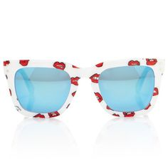 Pin for Later: 9 Wild Sunglasses You'll Want to See