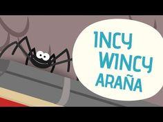 Incy Wincy Araña | Canciones Infantiles Populares | Toobys - YouTube