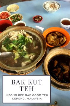 One of the most popular and longest-serving bak kut teh restaurant in Kepong