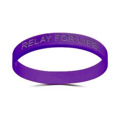 Relay For Life Bracelet Blue Cirrus Is A Proud Sponsor Of
