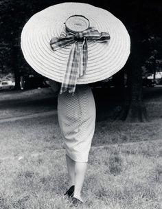 Umbrella hat...