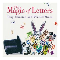 Letters are MAGIC. When you know their secrets, like a bright bird, you take flight. Hop along with a playful rabbit emcee and see for yourself! Alphabet, Kids Book Club, Bookshelves Kids, Early Readers, Magic Words, Personalized Books, Book Signing, Nonfiction Books, Book Lists
