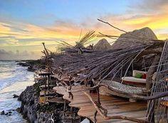 Tulum All Inclusive / ✨Jungle sunsets, you win ✨ #Beautiful #Sunset #Azulik #Tulum #Mother #Nature #Light #TreeHouse #Travel #Vacation #Holiday #Mexico #RePost @jetsetfarryn