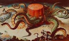 "In 1878, John D. Rockefeller's Standard Oil Corporation controlled more than 90% of the nation's refinery capacity. In the 1904 cartoon ""Next,"" the Standard Oil Company was depicted as a globe-spanning octopus stretching out to capture a final bastion of power, the White House. In 1911, the U.S. Supreme Court upheld a lower federal court's ruling that Standard Oil was an illegal monopoly. Image courtesy of Library of Congress."