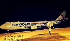 Cargolux @ TJBQ