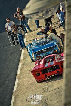 LE CONTAINER: Le Mans Classic 2014 (Part 2) by Antony