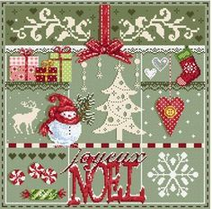 click here to view larger image of Bientot Noel (chart)