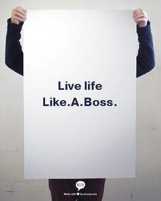 Live life Like.A.Ross.