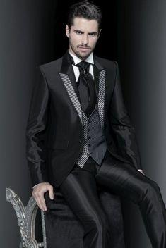 Mens Tux, Mens Suits, Wedding Men, Wedding Suits, Wedding Tuxedos, Green Wedding Suit, Men's Business Outfits, Vest And Tie, Designer Suits For Men