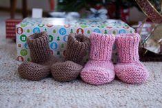 Ravelry: Nola Style Slippers (Seamless/Optional Short Rows) pattern by Samiha Qureshi