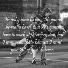 Nicholas Sparks ~ The Notebook. Best quote from this book/movie. Love Poems And Quotes, Great Quotes, Quotes To Live By, Inspirational Quotes, Quotes Images, Change Quotes, Famous Quotes, Motivational Sayings, Nicholas Sparks