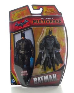 BATMAN Arkham Origins DC COMICS MULTIVERSE Action Figure MATTEL 2014 Sealed: $24.95 End Date: Tuesday Apr-24-2018 0:23:52 PDT Buy It Now…