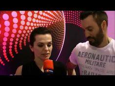 Interview with Marta Jandová & Václav Noid Bárta (Czech Republic 2015) - YouTube Eurovision 2015 Hope Never Dies