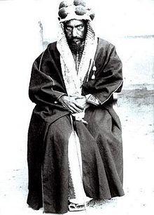 Abdul Rahman bin Faisal Al Saud (1845–1928) was the last ruler of the Second Saudi State. He was the youngest son of Faisal bin Turki and the father of King Abdulaziz, who founded the modern Saudi Arabia.