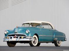 1951 Pontiac Catalina Super Deluxe.