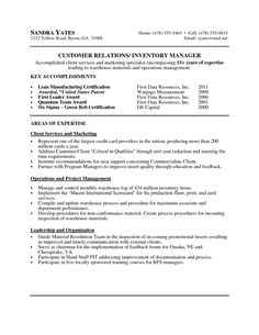 Warehouse Job Resume Warehouse Associate Resume Example  Httpwwwresumecareer