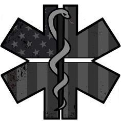 NEW Subdued EMS Decal