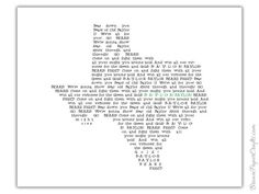 Baylor University Fight Song Print