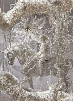 design-dautore.com: Odani Motohiko sculpture