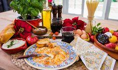 Home & Family - Recipes - Cristina Cooks her Nona's Wonton Ravioloi   Hallmark Channel  7/11