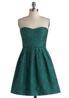 Holiday Brunch Dress, #ModCloth