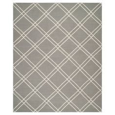 • 80% wool/20% cotton construction<br>• No backing<br>• Modern pattern<br>• Flat weave<br>• Hand woven<br>• Vacuum regularly; use rug pad<br><br>Put the Safavieh Dhurries Rug in any room of your home for an instant update. The durable construction will stand up to heavy foot traffic and the modern pattern is sure to make a statement. It's the perfect finishing touch for an entryway or livi...