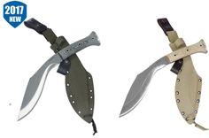 Condor K-TACT KUKRI KNIFE ARMY GREEN