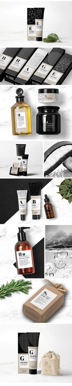 La Purete Cosmetics Branding and Packaging by DUE Quattro | Fivestar Branding Agency – Design and Branding Agency & Inspiration Gallery