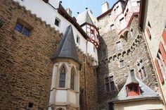 Eltz Castle Inside