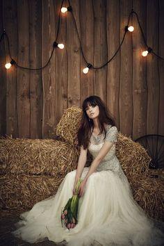 Resultado de imagen de vestido novia halter
