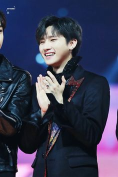 I.M I love his smile