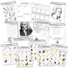 awesome unit on world's greatest composers, very engaging hands-on activities Piano Teaching, Teaching Kids, Music Activities, Music Games, Elementary Music, Music For Kids, Music Classroom, Music Theory, Music Lessons