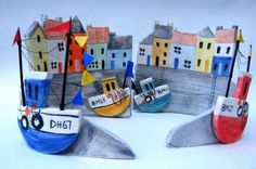 This wonderful work by @Treziseceramics now at @BertieCrew #Brixham http://www.bertieandcrew.co.uk @DevonLife @Devon_Hour