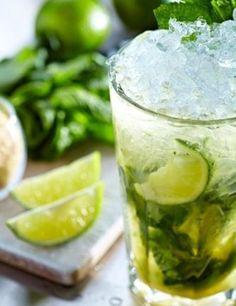 Bebidas para tener vientre plano.