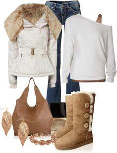 Snow bunny jacket!