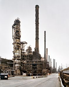 John, New Brunswick, Canada, 1999 History Of Photography, Street Photography, Oil Refinery, Land Use, Walled City, Interesting Buildings, Industrial Photography, Matte Painting, Ghosts