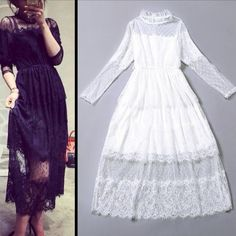 ==> consumer reviewsSummer new women's fashion lace hollow Slim waist white black dressSummer new women's fashion lace hollow Slim waist white black dressLow Price...Cleck Hot Deals >>> http://id026798314.cloudns.pointto.us/32761855705.html images