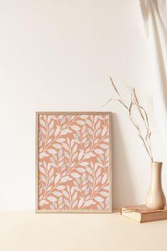 Abstract Geometric Art, Abstract Wall Art, Abstract Sculpture, Modern Art Prints, Wall Art Prints, Cactus Wall Art, Botanical Wall Art, Watercolor Leaves, Printable Wall Art