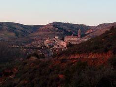 Para hoy os dejo esta fotografía de Crivillén desde la Tejería