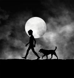 Using simple black and white photography, Hengki Lee has found a way to tell a story with his silhouettes. The Indonesian self-taught photographer captures Black N White, Black White Photos, Black And White Photography, White Art, Silhouette Photography, Art Photography, Silhouettes, Shadow Silhouette, Moon Silhouette